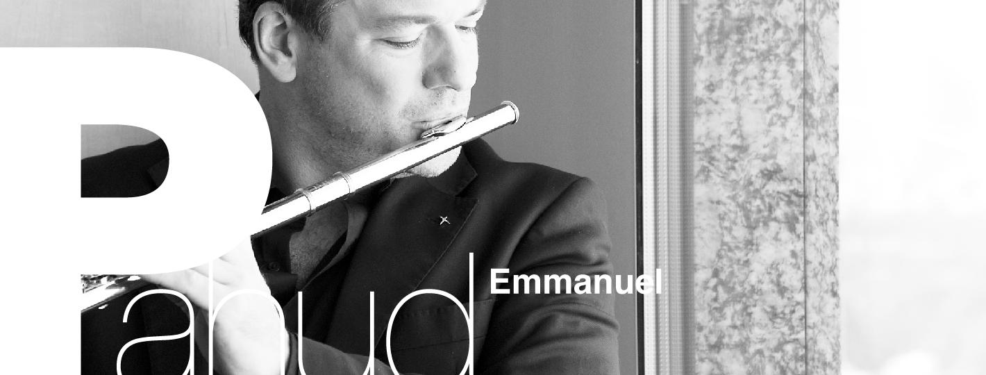Emmanuel Pahud, Flute toppage