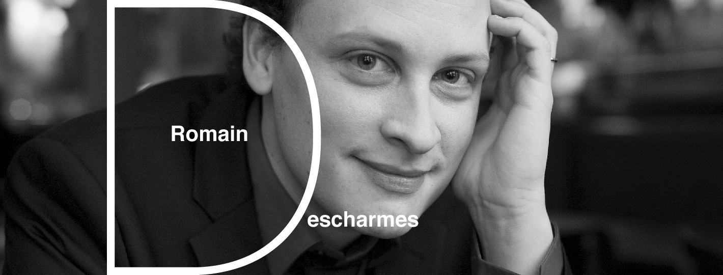 Romain Descharmes, piano toppage