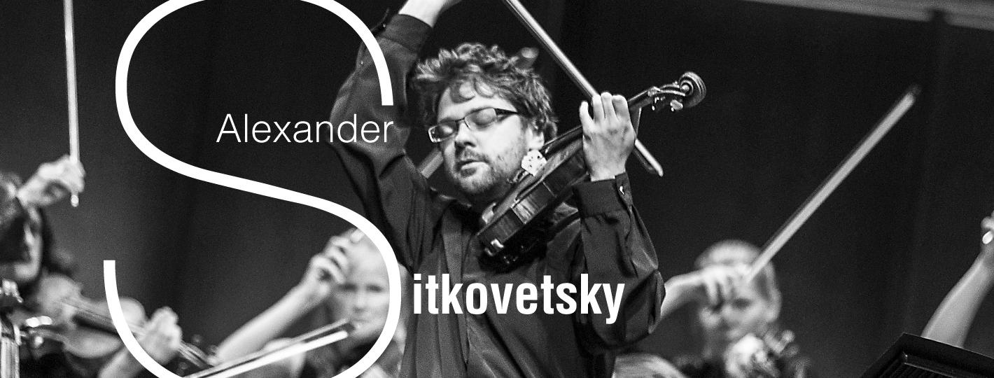 Alexander Sitkovetsky,Violin toppage