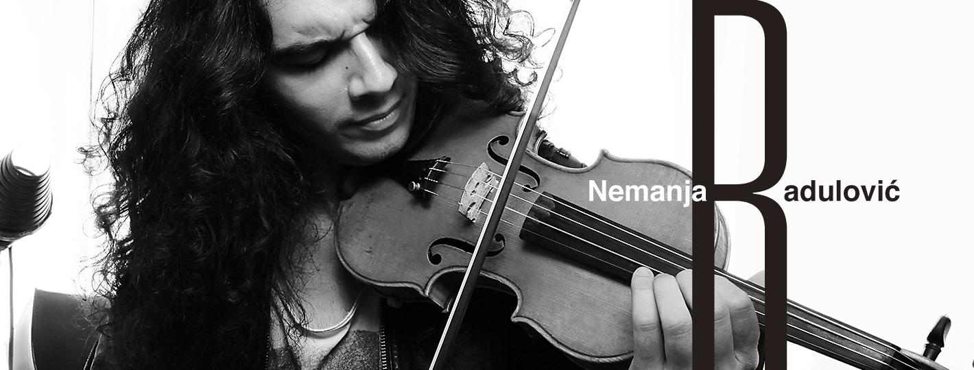 Nemanja Radulović, Violin toppage